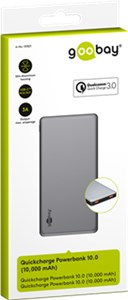 Powerbank Quick Charge 10.0 (10 000 mAh)