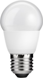 LED mini globus, 5 W
