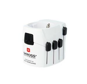 Adapter podróżny World PRO